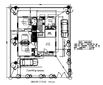 Golden Heritage Park Floor Plan